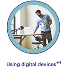 Using digital devices*4