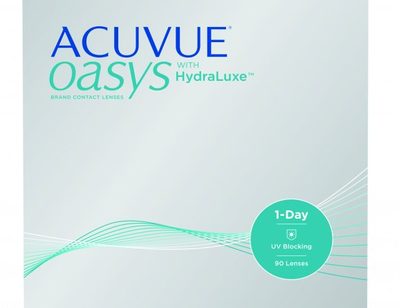 90382a13046 ACUVUE OASYS® 1-Day with HydraLuxe™ Technology