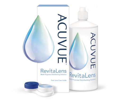 RevitaLens Multi Purpose Disinfecting Solution
