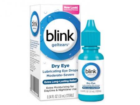 Blink GelTears Lubricating Eye Drops